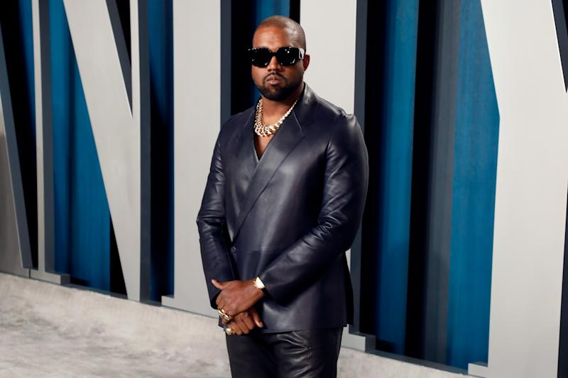 Fox News host Tucker Carlson praised rapper Kanye West (pictured) for publicly sharing his beliefs. (Photo: Rich Polk/Getty Images for Politicon)