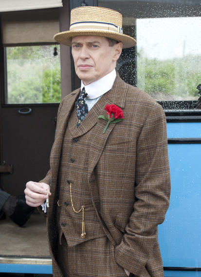 "Outstanding Lead Actor in a Drama Series: Steve Buscemi, ""Boardwalk Empire"""