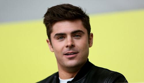 Zac Efron -- Getty Images
