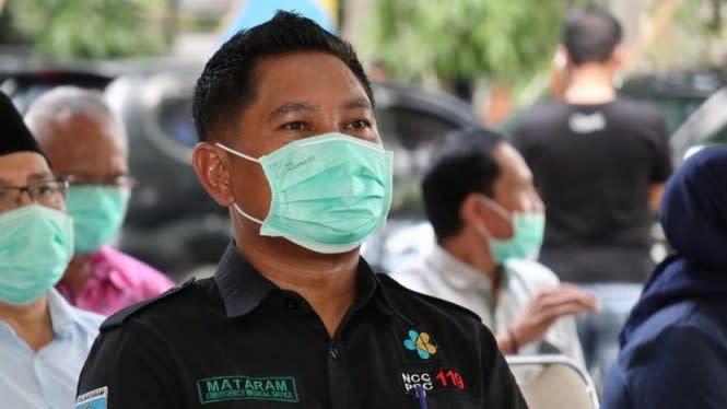 Direktur RSUD Kota Mataram: Tidak Ada Orang Meninggal Karena COVID-19