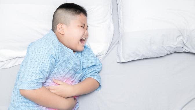 Sembelit pada Anak (kwanchai c/shutterstock)