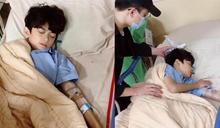 拍片爆意外!「最強童星」葉小毅遭虎頭蜂攻擊 緊急送醫搶救