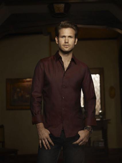 """Matt Davis stars as Alaric in """"The Vampire Diaries."""""""