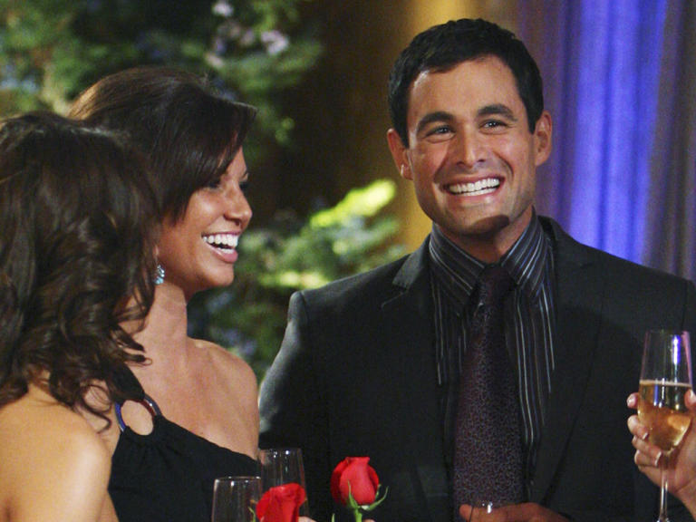 "Jason Mesnick and Melissa Rycroft, ""The Bachelor"""