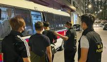 警荃灣工廈搗非法賭檔 拘7人包括男負責人