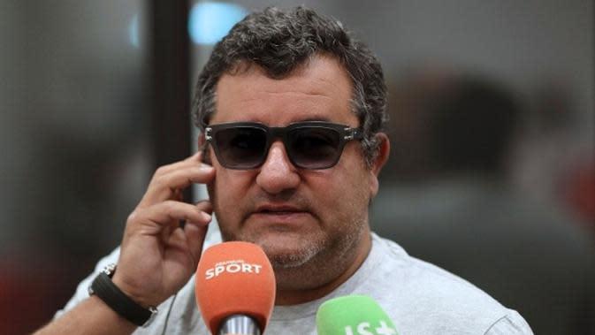 Mino Raiola (AFP/Valery Hache)