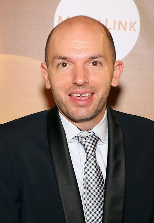 Proof That Paul Scheer Is the Hardest Working Man in Television