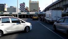 風聲鶴唳白牌車不見蹤影 高鐵、火車站現攬客運將
