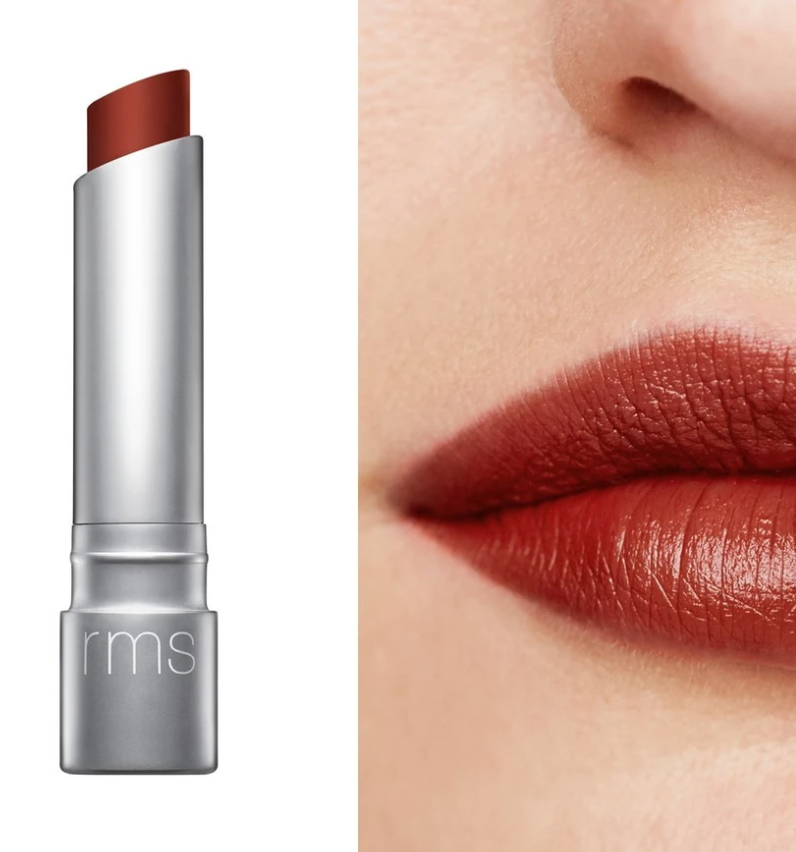 RMS Beauty Wild With Desire Lipstick in Rapture