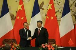 China dan Prancis bersatu dalam Kesepakatan Iklim Paris dan membuat AS terasing