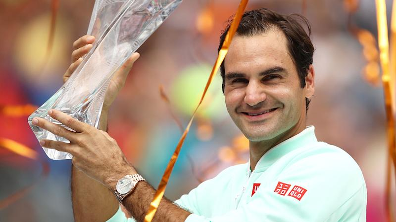 Roger Federer v John Isner: Miami Open men's singles final