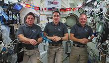 NASA太空人乘民營太空船 順利完成任務 (圖)