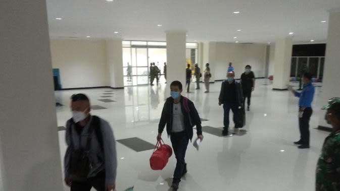 150 TKA Asal China Kembali Masuk ke Pulau Bintan Kepulauan Riau
