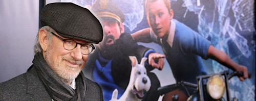 Interview: Steven Spielberg Tempts the Fates With His Animated 'Tintin'