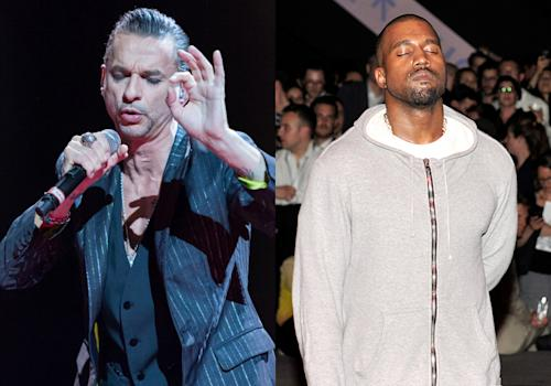 """Depeche Mode + Kanye West = Your Own """"Personal Yeezus"""""""