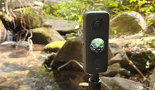 Insta360 One X2 想靠觸控螢幕讓 360 度拍攝變得更為簡單