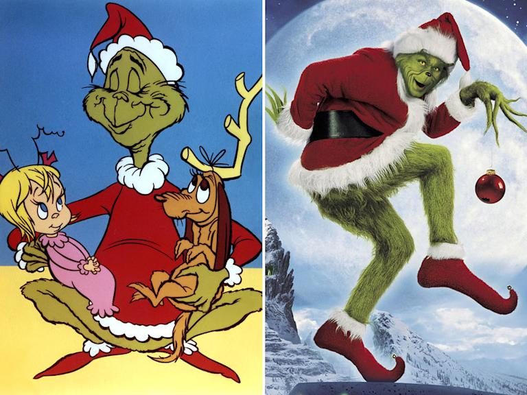 """How the Grinch Stole Christmas"" TV special and movie (Tuesday, 12/25 at 8 PM on ABC)"