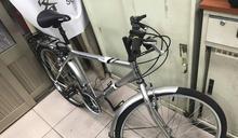 苗栗消防員涉行竊腳踏車 (圖)
