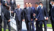 告別李登輝》連戰感念李對台灣民主貢獻 辜寬敏:台灣的將來靠年輕人了