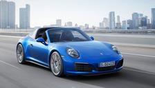 2016 Porsche 911 Targa(NEW)