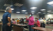 大師出擊民眾踴躍 海科館海洋保育大師系列講座登場