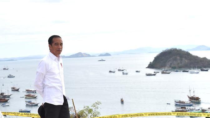 6 Pernyataan Jokowi di Tengah Gelombang Penolakan RUU Cipta Kerja
