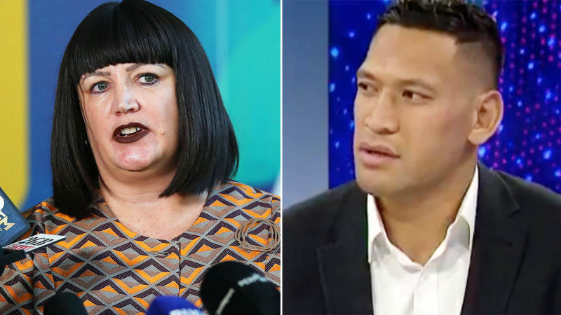 No apology for Folau