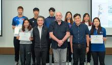 7名精英運動員入讀浸大 李慧詩陳浩源分享學習經驗