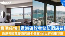 【香港疫情】確診者曾訪酒店名單+個案分類(持續更新)