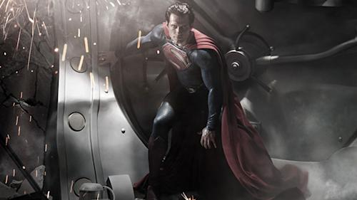 PG-13 rating for 'Man of Steel' teases a Superman who's back in fighting shape