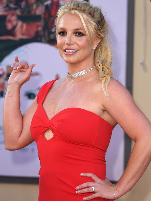Britney Spears (VALERIE MACON / AFP)