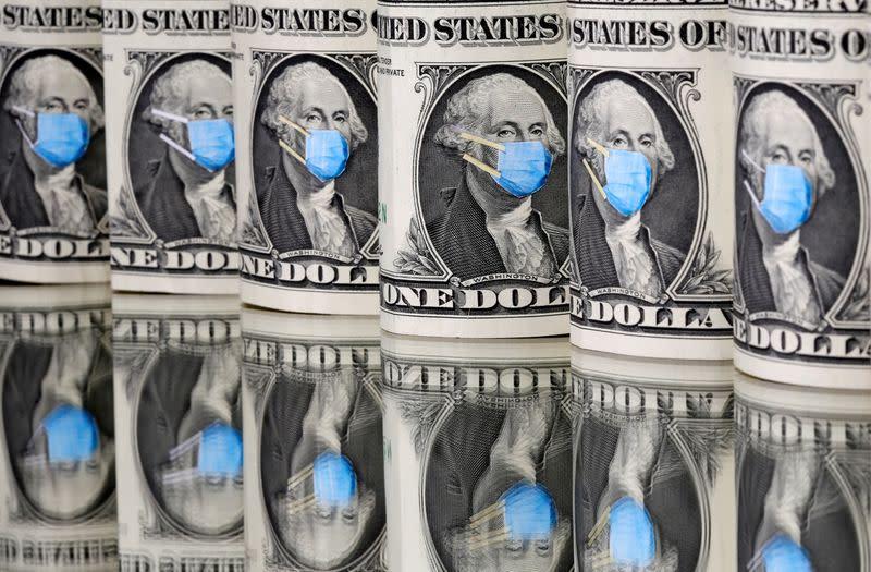U.S. companies leap over low profit hurdle in coronavirus-hit quarter