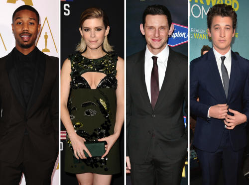 Fox's 'Fantastic Four' Cast Gets Fans Spastic