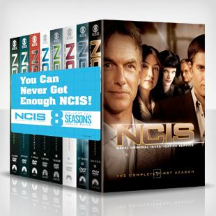 Win 'NCIS' Seasons 1-8 on DVD From Yahoo! TV