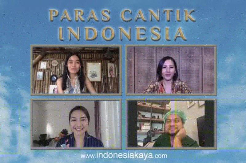 Tompi ungkap kecantikan perempuan Indonesia lewat serial web