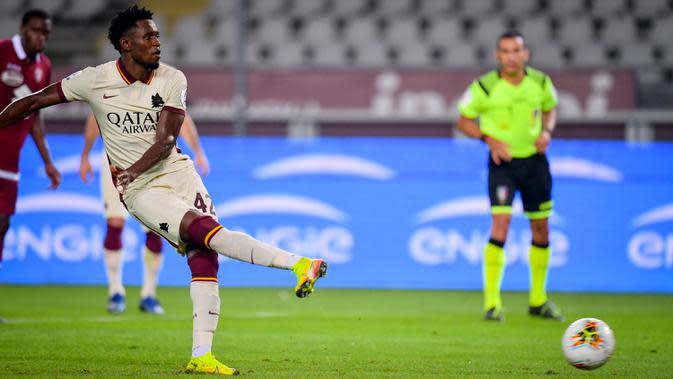 Liga Italia: Mainkan Pemain Siluman, AS Roma Dinyatakan Kalah 0-3 dari Hellas Verona