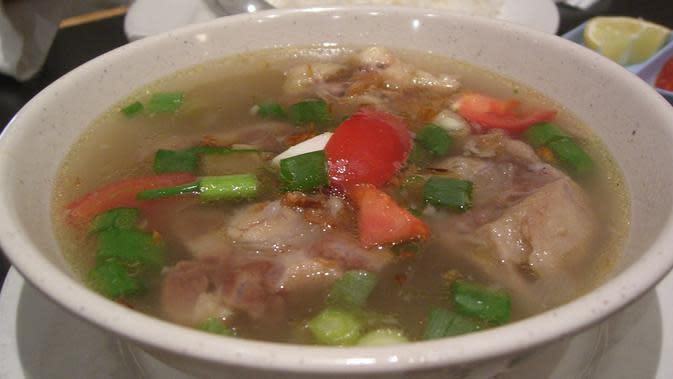 Sup buntut (sumber: wikipedia)