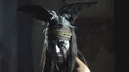 'The Lone Ranger': Disney's Make-Good to Native Americans