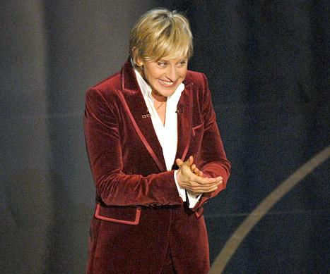 7 Reasons to Be Excited that Ellen Degeneres Is Hosting the Oscars
