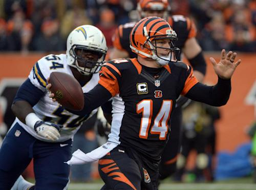 Bengals quarterback Andy Dalton's treatment on Twitter worse than his performance