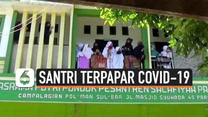 VIDEO: Ponpes Salafiyah Jadi Klaster Penyebaran Covid-19