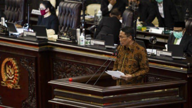 Ketua Baleg: Tak Ada Fraksi yang Tolak Omnibus Law di Tingkat Panja