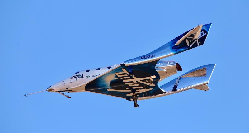 Boeing tanamkan modal 20 juta dolar di Virgin Galactic