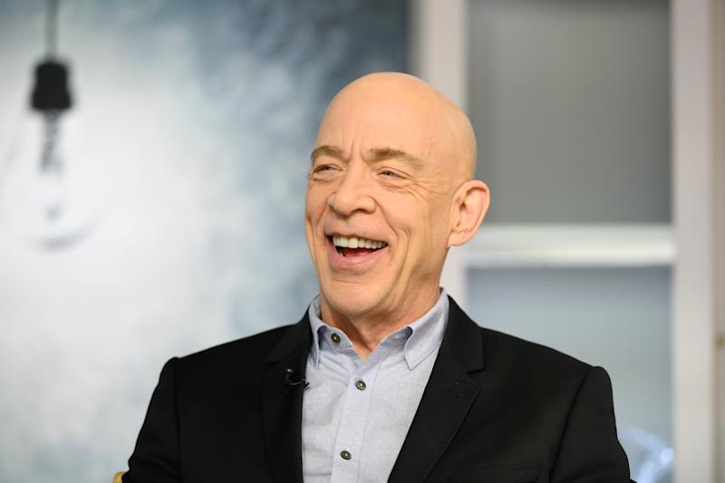 TODAY -- Pictured: J.K. Simmons on Thursday, February 28, 2019 -- (Photo by: Nathan Congleton/NBCU Photo Bank/NBCUniversal via Getty Images via Getty Images)