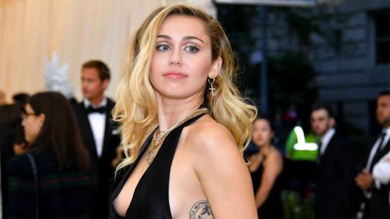 Miley Cyrus has opened up about her marriage to Liam Hemsworth. Photo: Getty