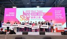 2020 Neo Star 獎落誰家?捷敏數據拔得頭籌,AI醫療團隊佔據二三名