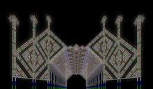 台灣燈會璀璨光雕!雙主燈六大燈區公開