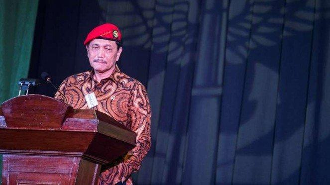 VIVA Militer: Jenderal TNI (HOR) (Purn) Luhut Binsar Panjaitan