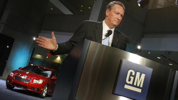 March 29: President Obama fires the CEO of General Motors four years ago today