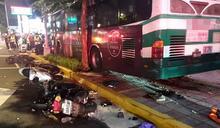 公車撞死人/駕駛認上週才吸毒 「2年4次驗毒都陰性」議員批:藥檢形同虛設